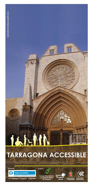 Anàlisi de l'accessibilitat de l'entorn urbà de la ciutat de Tarragona (2005)