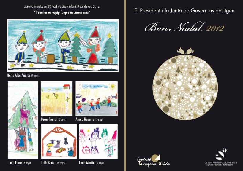 Postal Nadal 2012