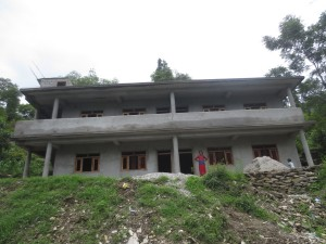 Dhuksun Building view from road_2